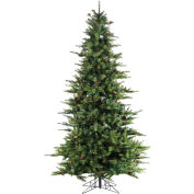 Fraser Hill Farm Artificial Christmas Tree, 7.5 Ft. Southern Peace Pine
