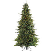 Fraser Hill Farm Artificial Christmas Tree, 7.5 Ft. Southern Peace, Smart String Clear LED Lights