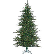 Fraser Hill Farm Artificial Christmas Tree - 9 Ft. Southern Peace Pine - Clear LED Lighting