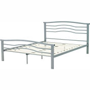 Hanover HBEDMID-TN Midtown Metal Twin Platform Bed Frame