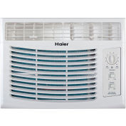 Haier Window Air Conditioner HWF05XCL-L, Mechanical Controls, 5000 BTU
