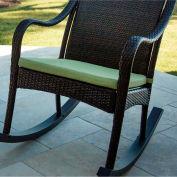 Hanover Orleans Rocking Chair Cushion in Avocado