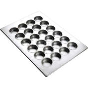 """Allied Metal Spinning ALL45525 - Muffin Pan, 24 Cup, 2-3/4"""" Top ID 1-3/8"""" Deep, Muffin Cupcake Pan"""