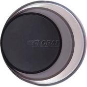 "Allied Metal Spinning BDLA21 - Pizza Pan, 21"" Top OD x 11/16"", Beadless, Nesting, Hard Coat"