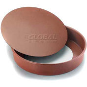 """Allied Metal Spinning CCPSET61GF - Cheesecake Pan, 6"""" ID x 1"""", Removable Bottom, Gluten Free"""