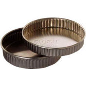 """Allied Metal Spinning CPTHF5X15 - Pizza Pan, 5"""" x 1-1/2"""", Tapered, Fluted, 14 Ga."""