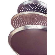 """Allied Metal Spinning CPTHP18X15 - Pizza Pan, 18"""" Top ID x 1-1/2"""", Perforated, 14 Ga."""