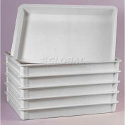 Allied Metal Spinning DBM3 - Dough Proofing Box, Fiberglass - Pkg Qty 6