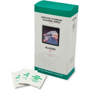 Allegro 0350 Eyewear Cleaning Wipes, 100/Box
