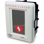 Allegro 4400-D Defibrillator Wall Case, Plastic