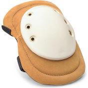 Allegro 6991-01Q Welding Knee Pad, Leather With Cap