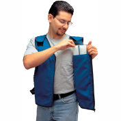 Allegro 8413-04 Standard Cooling Vest For Cooling Inserts, X-Large