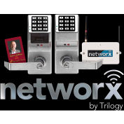 Networx AL-IME Ethernet Gateway for Trilogy Networx With Plug-In Power Supply