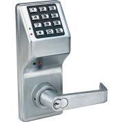 Weatherproof Access Control Lock w/ Audit Trail 200 Combination Cap SFIC Prepped