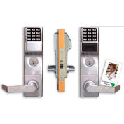 Trilogy PDL3500CRL/26D Access Control Keypad/Proximity Reader Mortise Lock, Classroom Function W/Aud