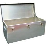 Aluminum Case 2130 All-Welded Aluminum Storage Container - 30 x 13.5 x 12.25