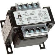 Acme AE060050 AE Series, 50 VA, 240 X 480, 230 X 460, 220 X 440 Primary V, 120/115/110 Secondary V