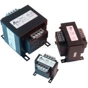 Acme Electric AE070050 AE Series, 50 VA, 208/230/460 Primary Volts, 115 Secondary Volts