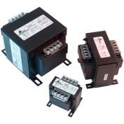 Acme Electric CE040100 CE Series, 100 VA, 380/400/415 Primary Volts, 110/220 Secondary Volts