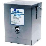 Acme Electric T181220 Harsh Environment Series, 3000 VA, 240 X 480 Primary V, 120 Secondary V