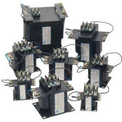 Acme Electric TA254536 TA Series, 100 VA, 380/440/550/600 Primary Volts, 115/230 Secondary Volts