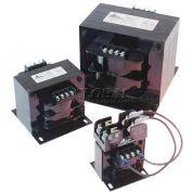 Acme TB50A007C TB Series Transformer, 50 VA, 208-600 Primary Volts, 85-130 Secondary Volts