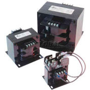 Acme Electric TB81324 TB Series, 150 VA, 208/240/277/380/480 Primary Volts, 24 Secondary Volts
