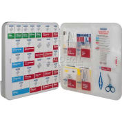 Xpress First Aid™ Kit Refill System with Medications, 370 Pieces,  92010