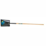 J-450, Pony Square Point Shovel with Solid Shank and No-step