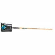 "Jackson® Professional 1201100 J-450 Pony 9-1/4"" Square Point Solid Shank Digging Shovel"