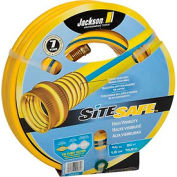 "Jackson® 4008100A Professional Tools 5/8""X50' Site Safe High Visibility Garden Hose"