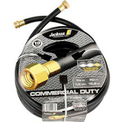 "Jackson® 4008300A Professional Tools 5/8"" X 50' Rubber Commercial Duty Garden Hose"