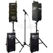 Platinum Digital Audio Travel Partner Package W/Headset/Lapel Mic