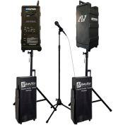 Platinum Digital Audio Travel Partner Package W/ Handheld Mic