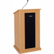 Chancellor Sound Lectern - Oak