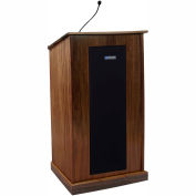 Chancellor Sound Lectern - Walnut