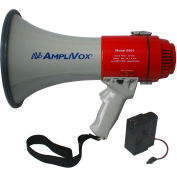 Mity-Meg 15W Megaphone w/ Rechargeable Battery