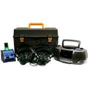 Digital Audio iPod Listening Center & Boombox