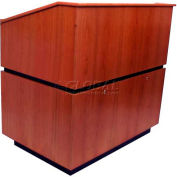 Coventry Non-Sound Lectern - Mahogany