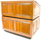 Ambassador Non-Sound Lectern - Maple