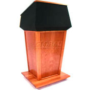 Patriot Plus Non-Sound Lectern - Mahogany