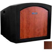 Pinnacle Non Sound Tabletop Lectern - Mahogany