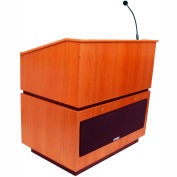 Coventry Sound Lectern - Cherry