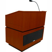 Coventry Sound Lectern - Mahogany