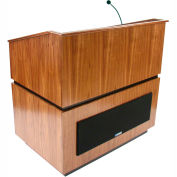Coventry Sound Lectern - Walnut