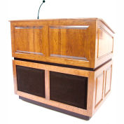 Ambassador Sound Lectern - Maple