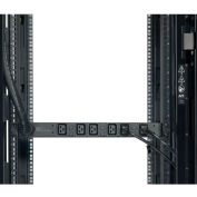 APC AP7516 Rack PDU, Basic, 1U, 14.4kW, 208V, (6) C19