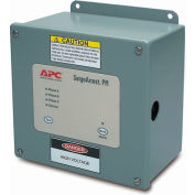 APC PMF3X Panelmount Surge Protection Device 208/120V 120kA/ph