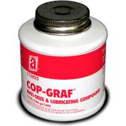 COP-GRAF™ Copper, Graphite Anti-Seize 1800°F, 5oz. Brush Top 12/Case - 11005 - Pkg Qty 12