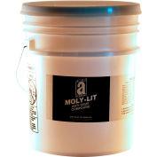 MOLY-LIT™ Moly & Graphite Based Anti Seize 2400°F, 50 Lb. Pail 1/Case - 12050